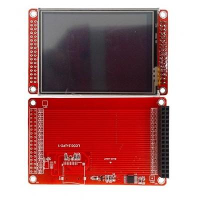 ماژول نمایشگر 3.2 ایچنی به همراه تاچ TFT Module 3.2+touch
