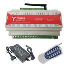 SMS کنترلر پیامکی 8 خروجی با ریموت برد متوسط