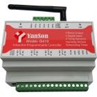 کنترلر برنامه پذیر پیامکی G410